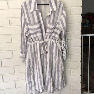 Casual teeshirt dress